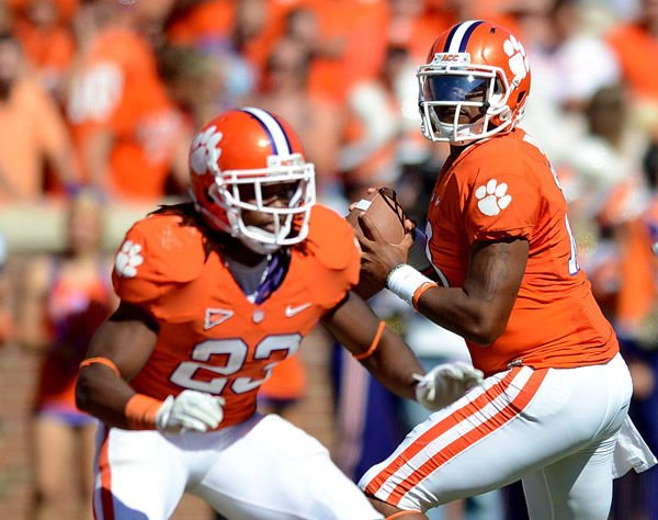 Clemson not back to drawing board