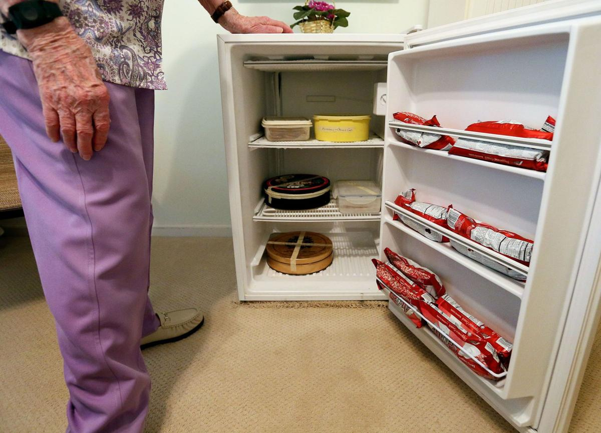 Psst! Cooking, giving are secrets to a long life