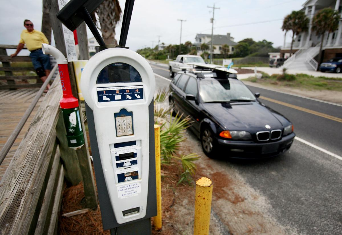 Parking battle erupts on Folly