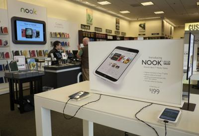 Barnes & Noble to add Google Play app store to its Nook HD tablets