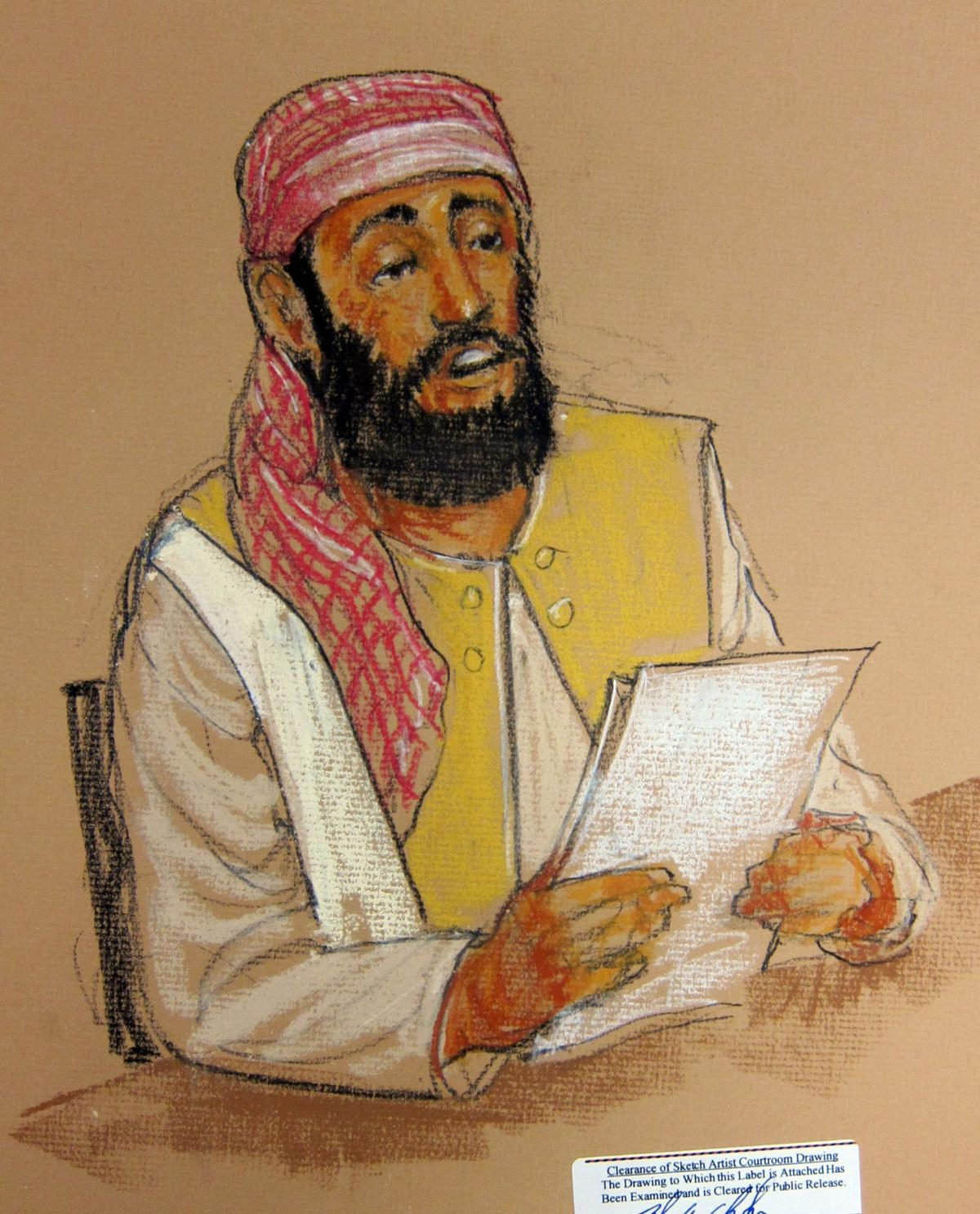 9/11 suspects back in court