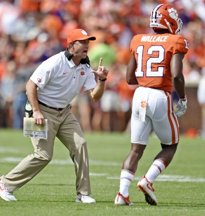 Clemson Football Gets The Job Done Against Wake Forest 28 14