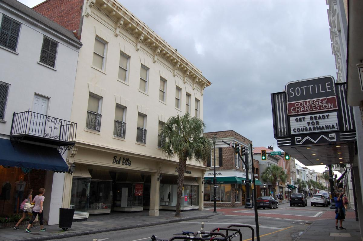 Hotel Planned For Former Bob Ellis Shoes On Charleston 39 S