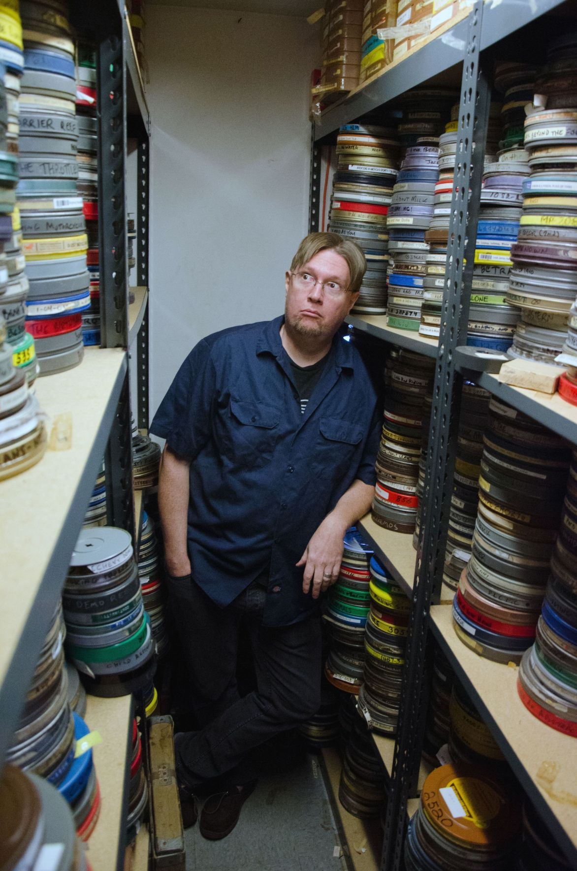 Film curator to screen vintage educational films at Charleston Music Hall