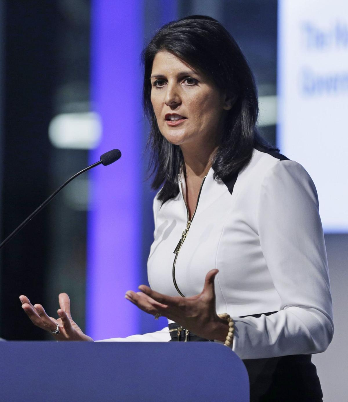 The State: Haley signs solar energy bill