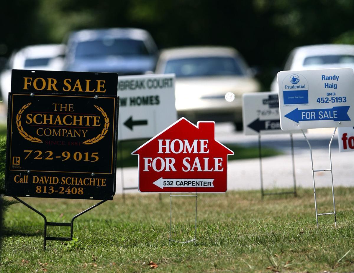 Charleston home sales up again