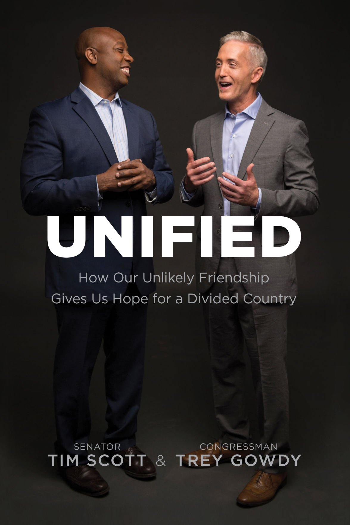 Image result for Unified Trey Gowdy & Tim Scott