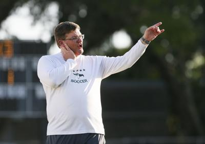Head Coach Alister DeLong Academic Magnet girls soccer.JPG (copy)