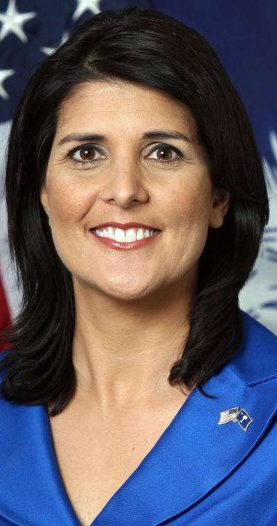 Ethics member: Send Haley complaint to AG