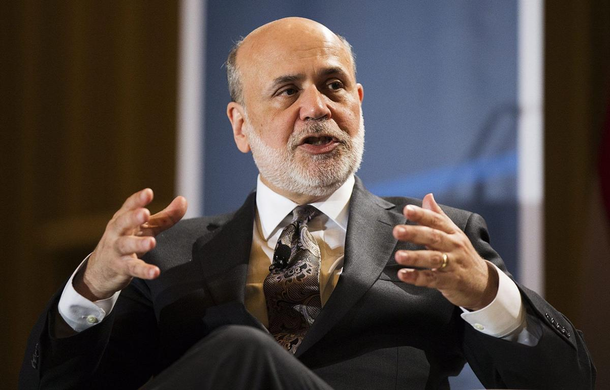 Bernanke: Dump Jackson, not Hamilton, on U.S. currency