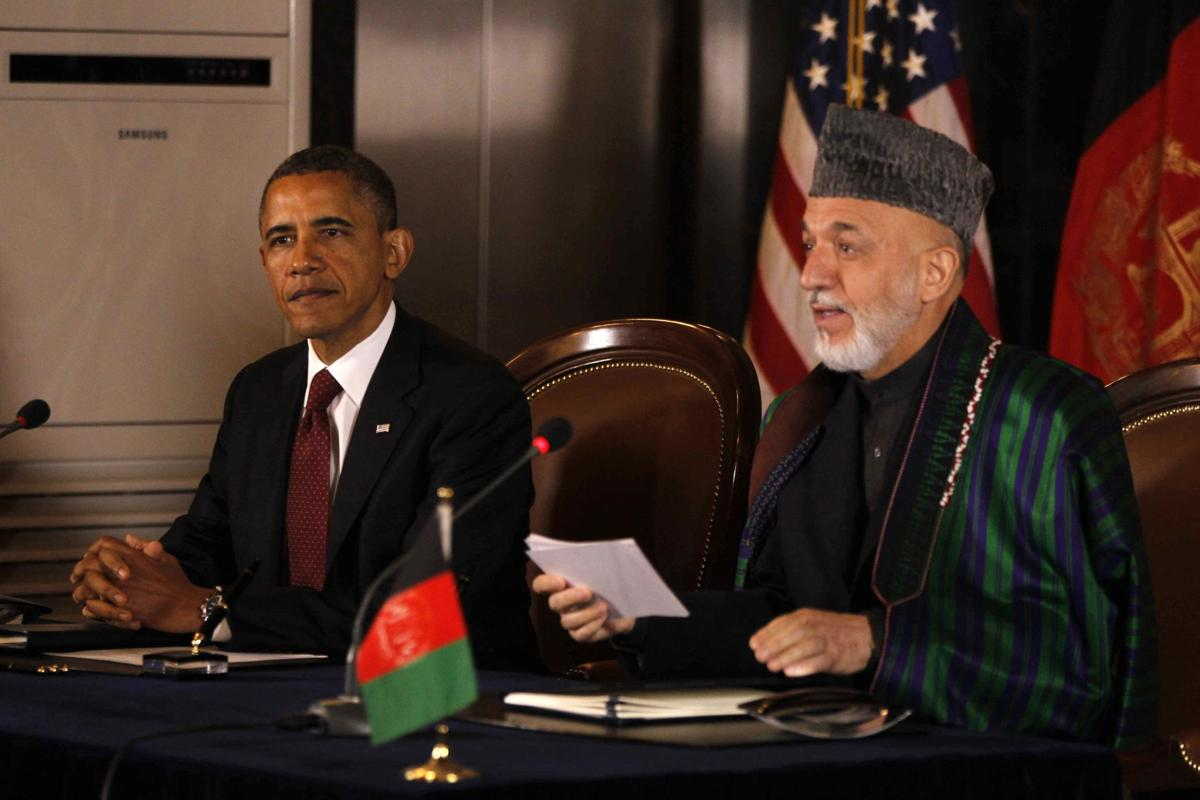 Karzai: Civilian deaths could undermine pact
