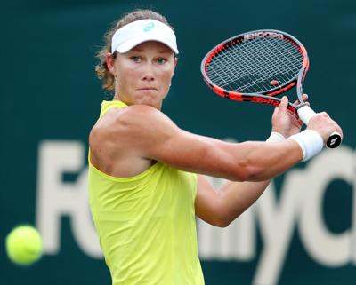 Family Circle Cup Notes: Defending champion Petkovic survives scare