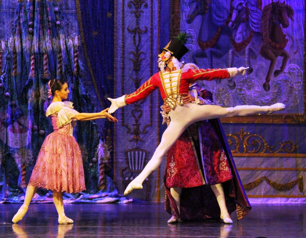 Sugar plums galore: several renditions of The Nutcracker on stage this week