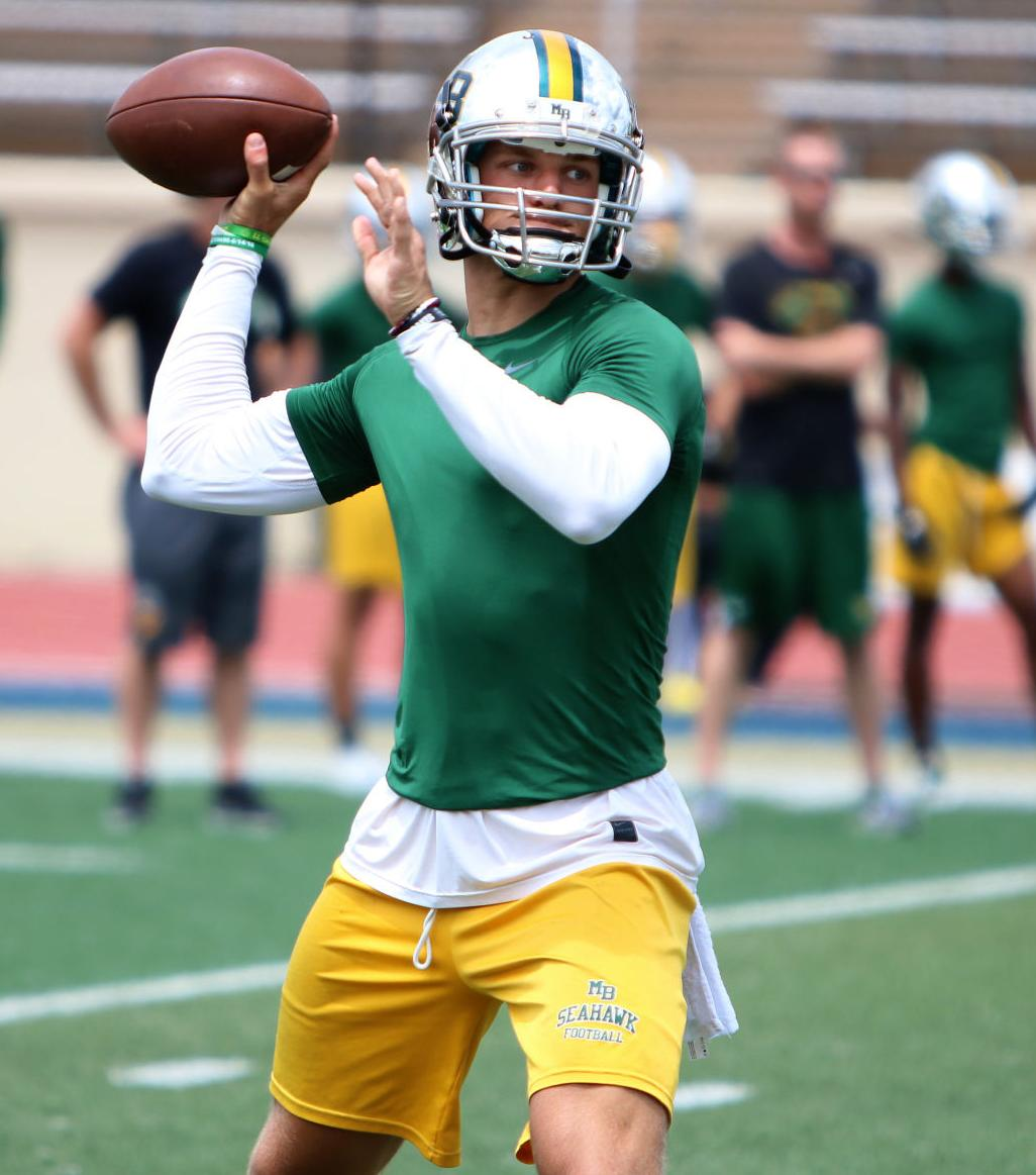 Future Qb From Myrtle Beach