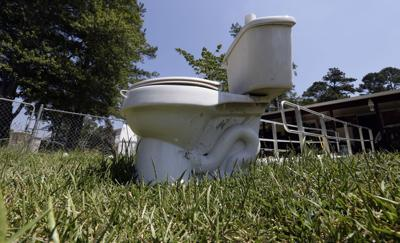 Today is World Toilet Day. Here's how one Charleston-area organization is taking part.