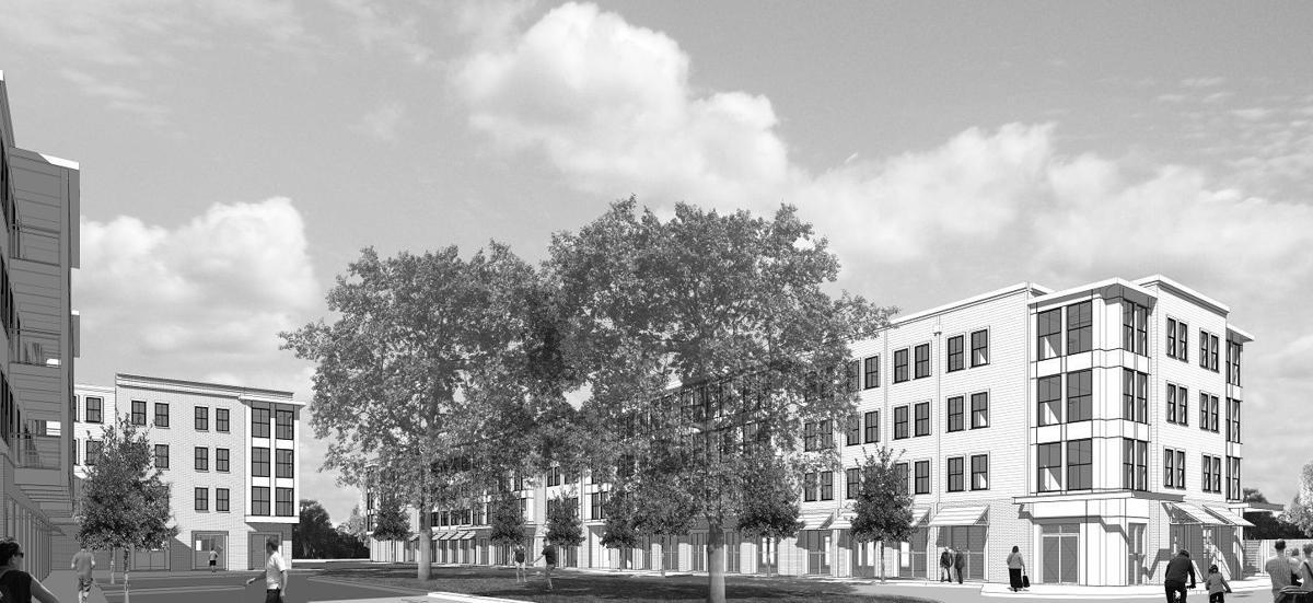 $28.5 million apartment complex planned for Mount Pleasant