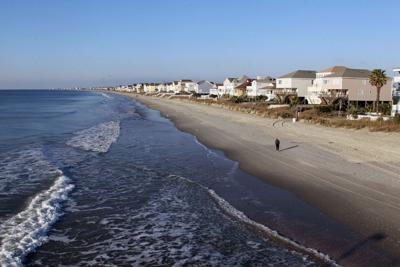 Parking Free For Now In Myrtle Beach