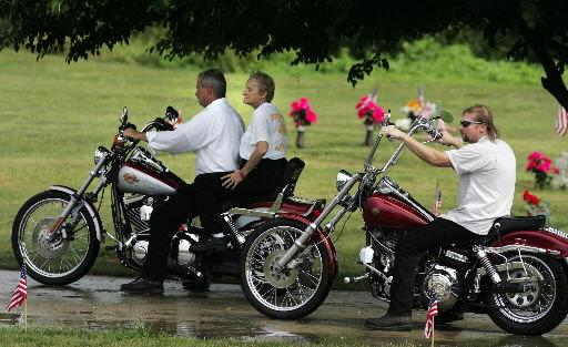 Funeral: Mark Kelsey