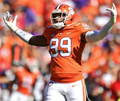 Image result for Clelin Ferrell pic