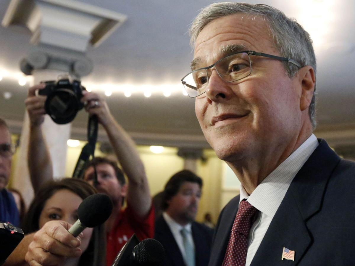 Jeb Bush: Campaign decision 'in relatively short order'