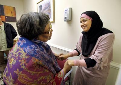 Clinic for women is 'dream come true'