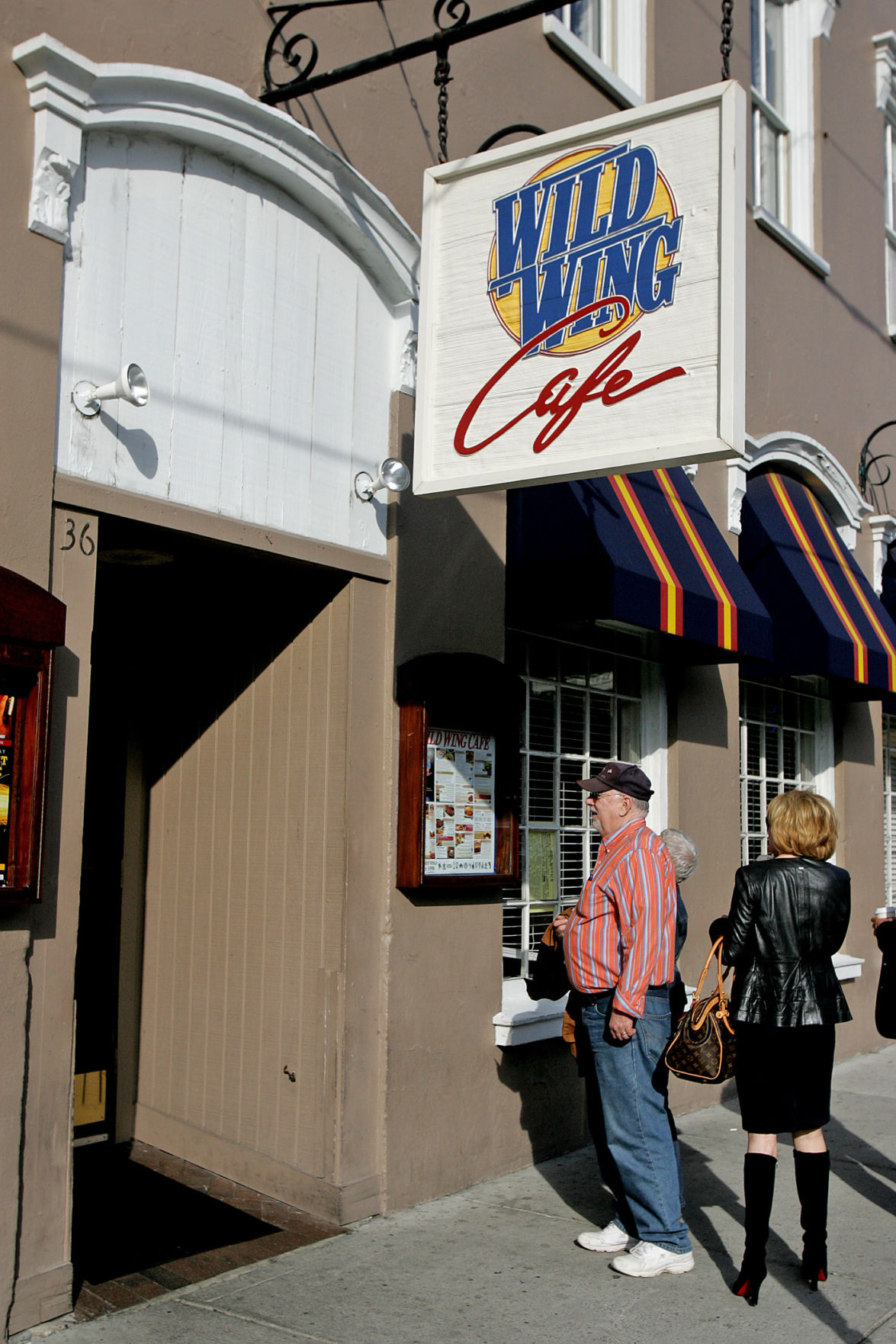 Mount Pleasant-based Wild Wing Cafe names new CEO