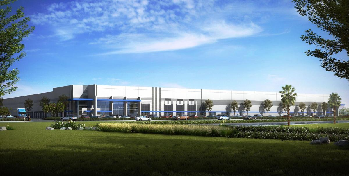 Trade center seeks to cater to new shipping era