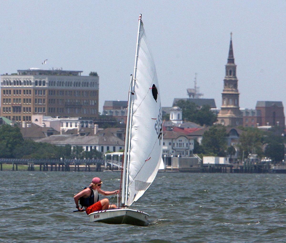 Carolina Yacht Club Open Regatta