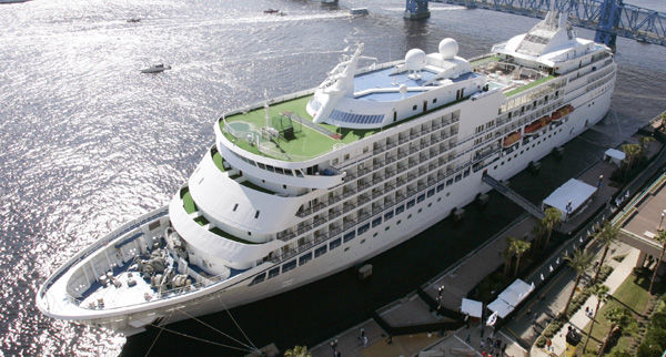 Cruise ship Navigator to arrive downtown today