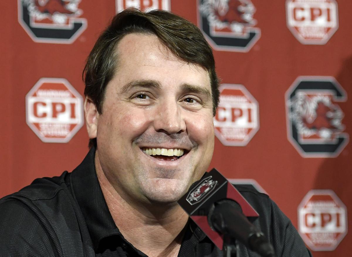 South Carolina football coach Will Muschamp 'might as well ...