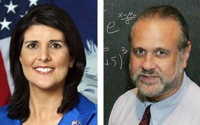 Gov. Nikki Haley asks Roan Garcia-Quintana to step down amid hate group controversy