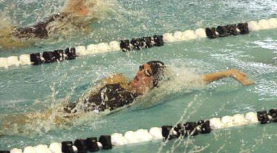 Academic Magnet captures girls' swimming state title (copy)