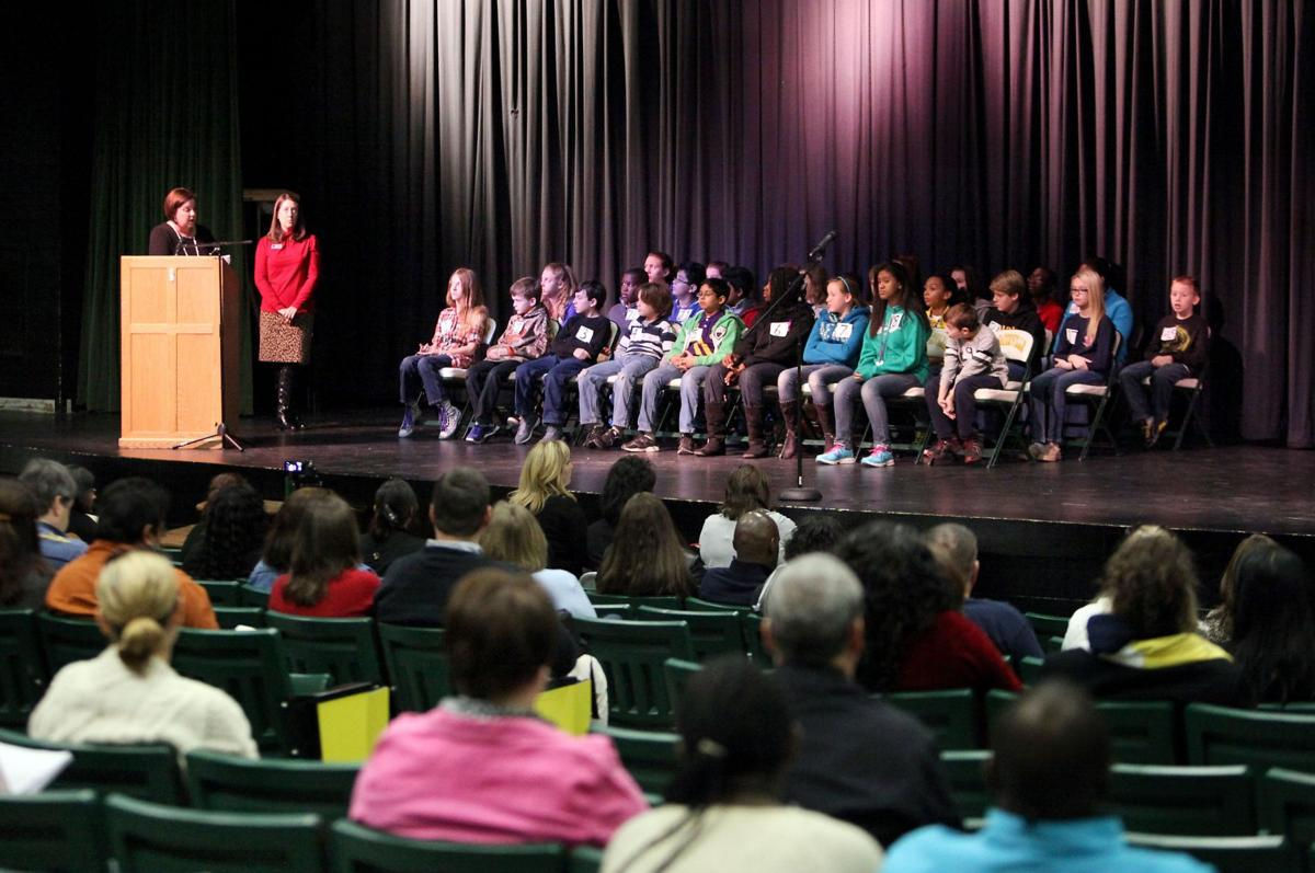 Dorchester District 2 Spelling Bee