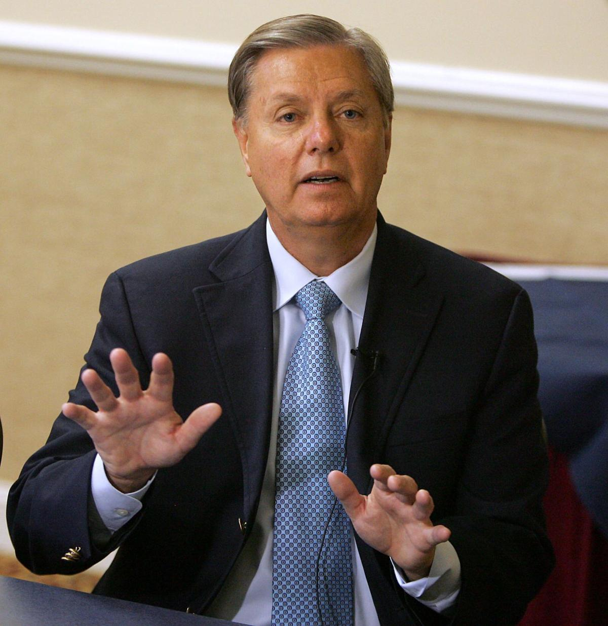 Graham: A lot at stake in Syria Graham's thoughts on Syria