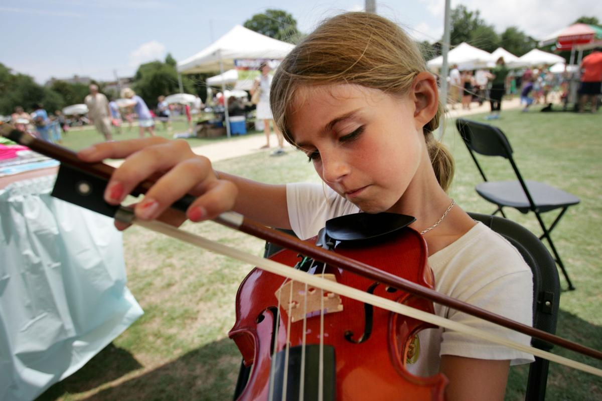 Piccolo Spoleto Children's Festival 2010