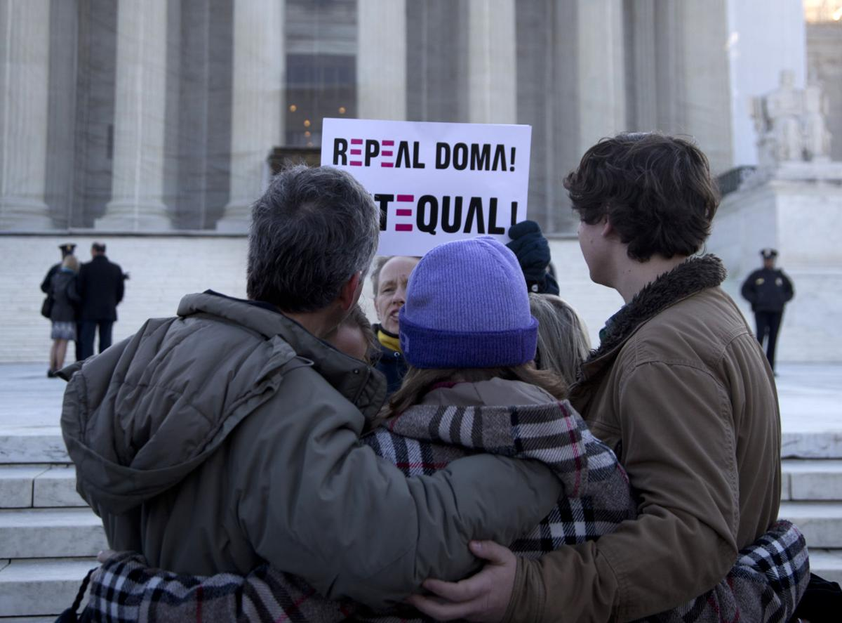 DOMA appears to be in jeopardy