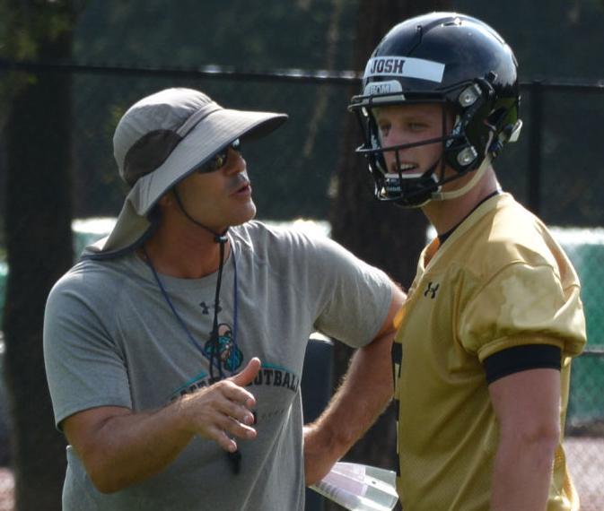 Jamey Chadwell Coastal Carolina Players Adapting To Football Without Head Coach Joe Moglia Sports Postandcourier Com