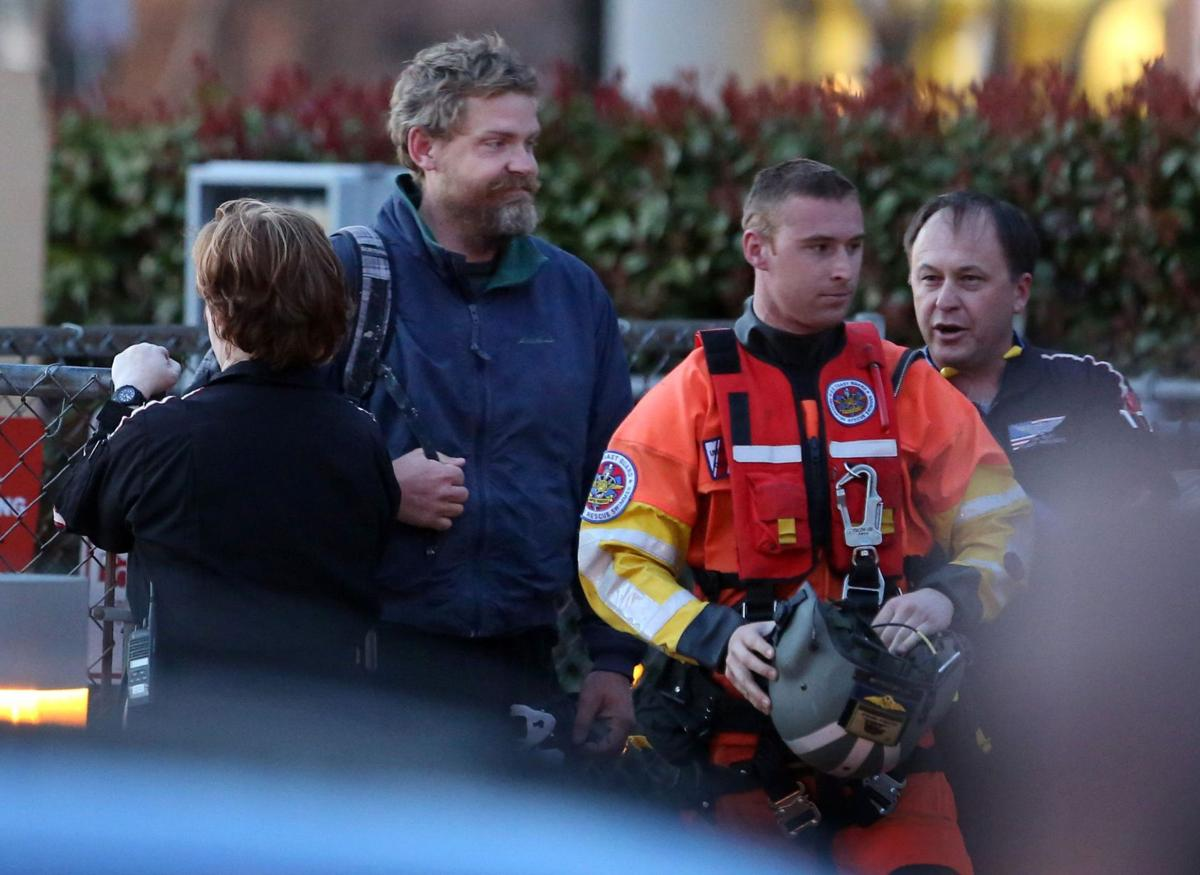 Man reported missing at sea for 66 days reunites with family