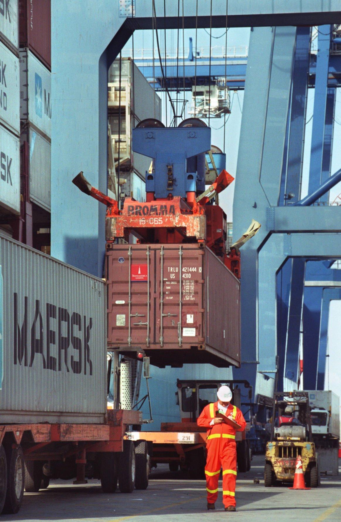Budget alarm bells ringing for some at South Carolina's ports agency