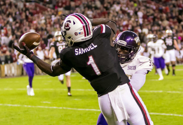 NCAA Football: Western Carolina at South Carolina