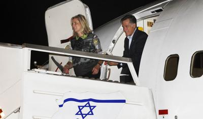 Warm Israeli reception likely for Romney