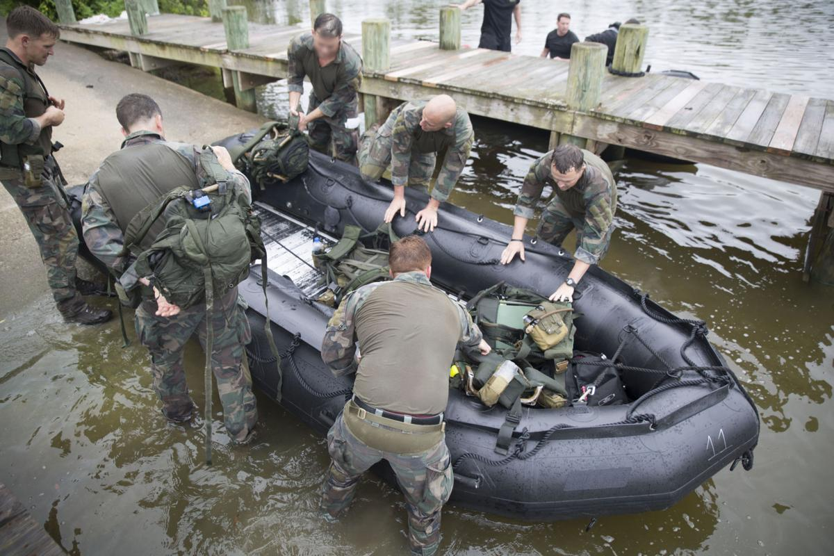 An elite Marine Corps special operations unit will train in Dorchester County