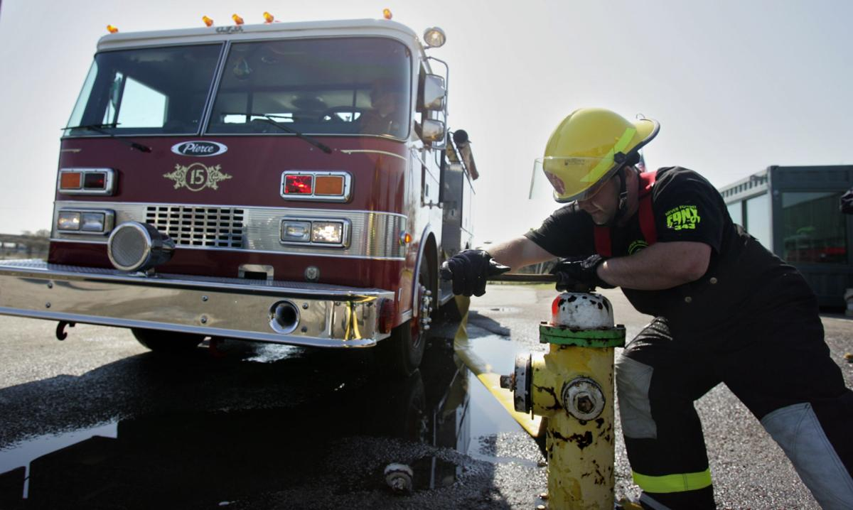 Awendaw area fire service earns higher grade, officials say