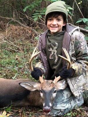 SCDNR youth deer day