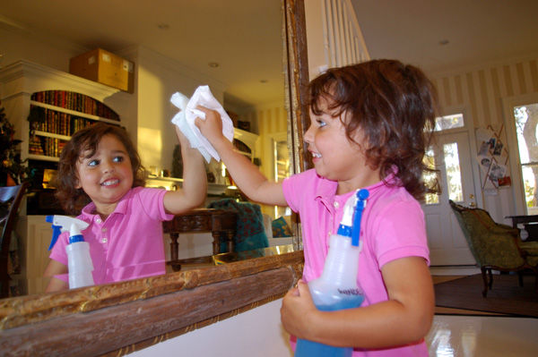 Local parents, expert say children learn life skills in doing chores