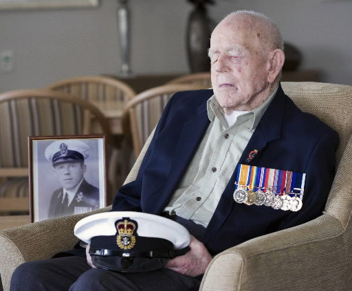 Last World War I combat vet dies in Australia