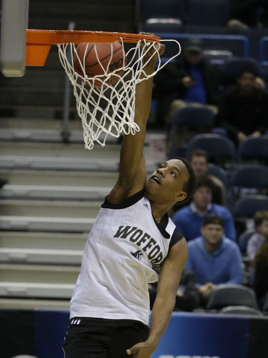 Wofford mourns death of basketball player