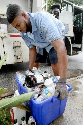 Charleston County Trash Plan