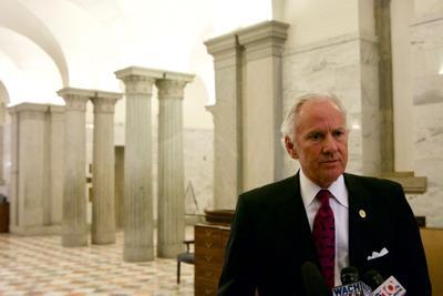 Henry McMaster, Statehouse, Press Conference (copy) (copy)
