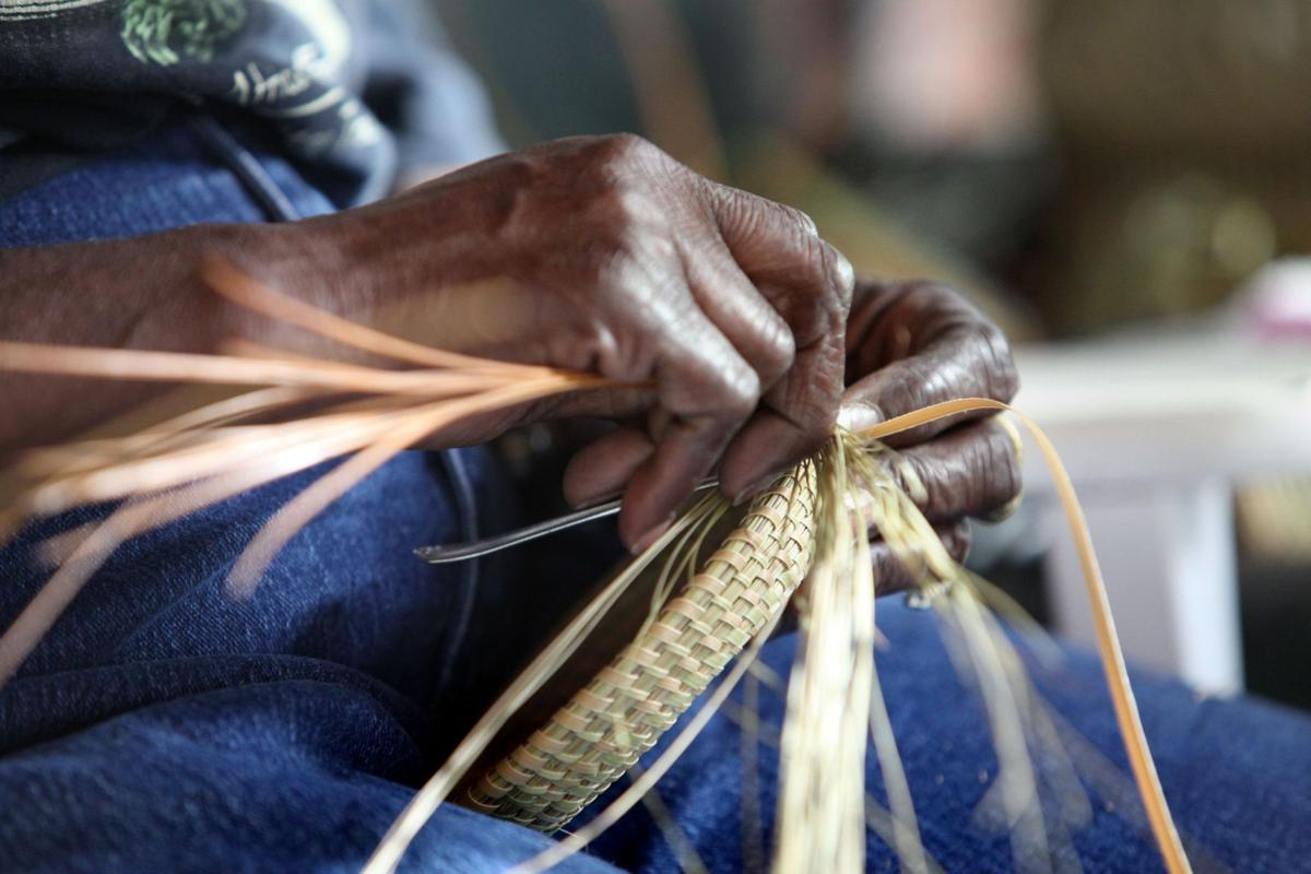 Celebrating sweetgrass Traditional craft to be focus of annual festival in Mt. Pleasant